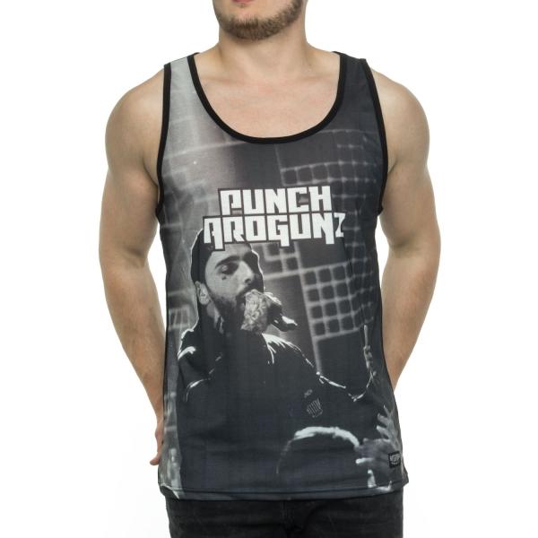 Punch Arogunz Live Tanktop - Black
