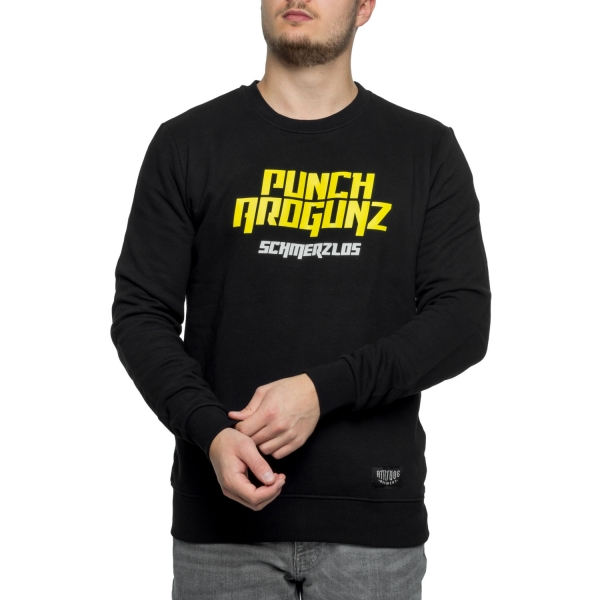 Punch Arogunz Schmerzlos Sweater - Black