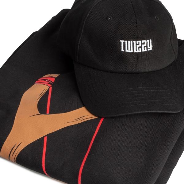 Twizzy Zwille Black - Set