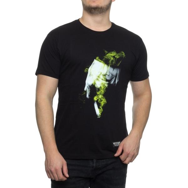 Auf Der Jagd T-Shirt - Black